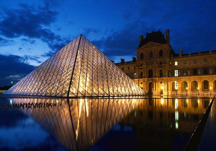 卢浮宫在哪
